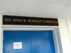 GymnasiumSign